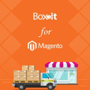 תוסף משלוחים BOXIT למערכת מג'נטו1