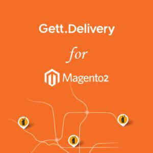 תוסף משלוחים GETT Delivery למערכת מג'נטו2