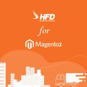 תוסף משלוחים HFD למג'נטו2