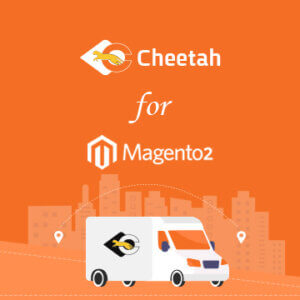 Chita Delivery for Magento2